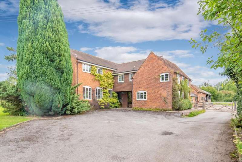 6 Bedrooms Farm House Character Property for sale in Holly Lane, Balsall Common, Coventry