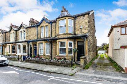 3 Bedrooms End Of Terrace House for sale in Vale Road, Lancaster, Lancashire, United Kingdom, LA1