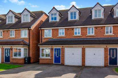 4 Bedrooms Terraced House for sale in The Bakers, Darlington, County Durham, Darlington