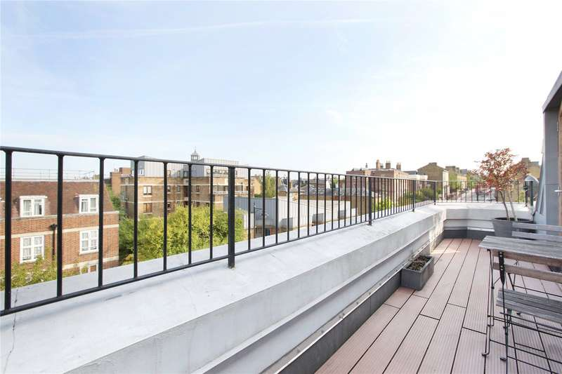 1 Bedroom Flat for sale in The Oak, 135 East Hill, Wandsworth, London, SW18
