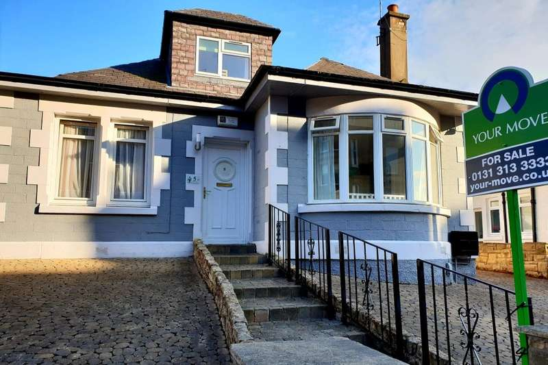 4 Bedrooms Detached Bungalow for sale in Cowan Road, Edinburgh, EH11