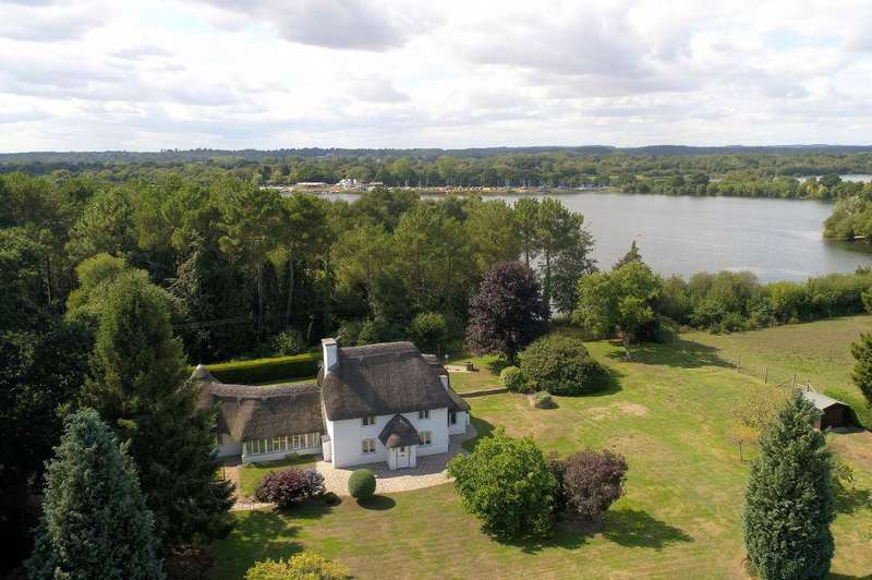 5 Bedrooms Cottage House for sale in Ringwood, BH24 3ND