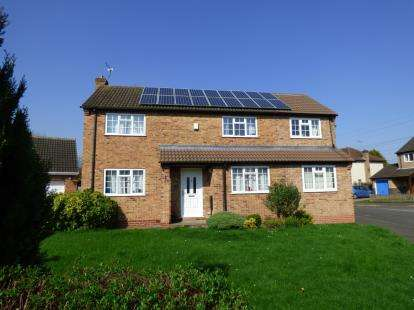 4 Bedrooms Detached House for sale in Brading Close, Alvaston, Derby, Derbyshire