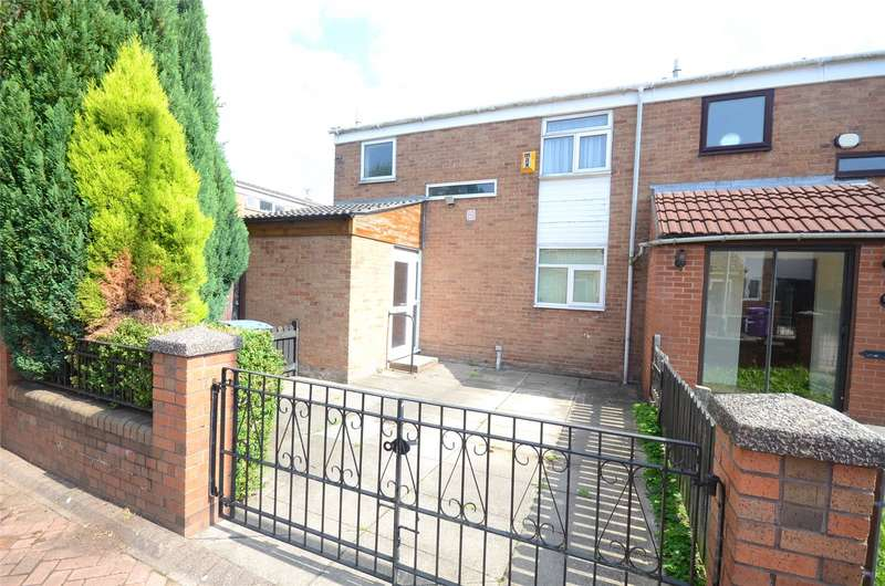3 Bedrooms End Of Terrace House for sale in Fieldsend Close, Netherley, Liverpool, L27