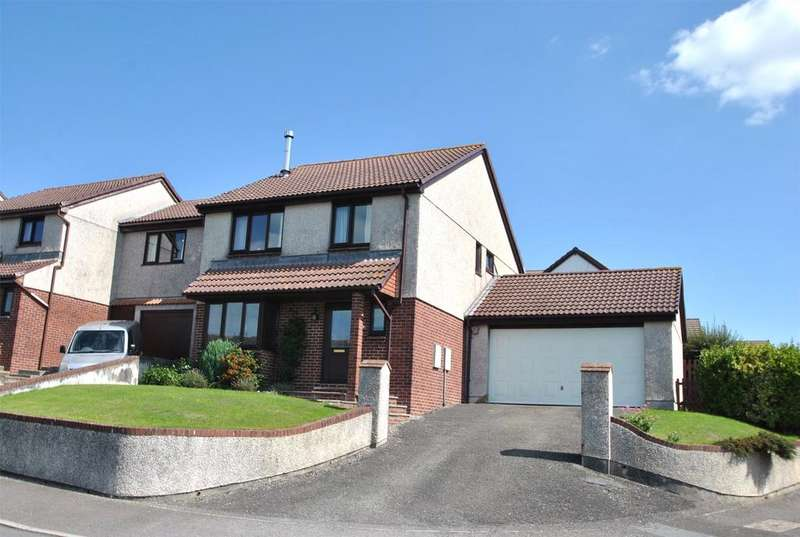 4 Bedrooms Detached House for sale in St. Marwenne Close, Marhamchurch