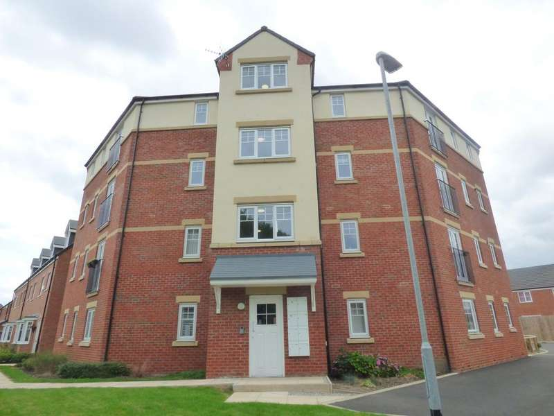 2 Bedrooms Apartment Flat for sale in Abney Mews, Warrington, Cheshire WA1