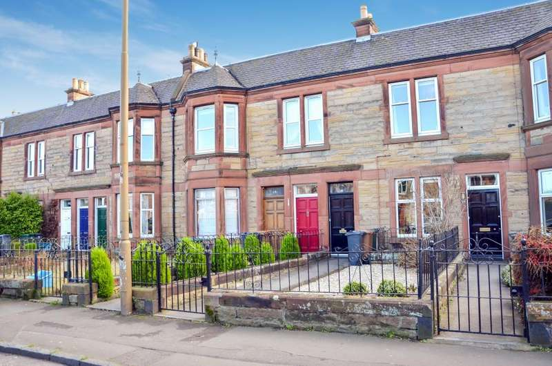 3 Bedrooms Flat for sale in 54 Inchview Terrace, Craigentinny, EH7 6TH