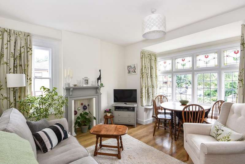 1 Bedroom Flat for sale in Church Rise London SE23