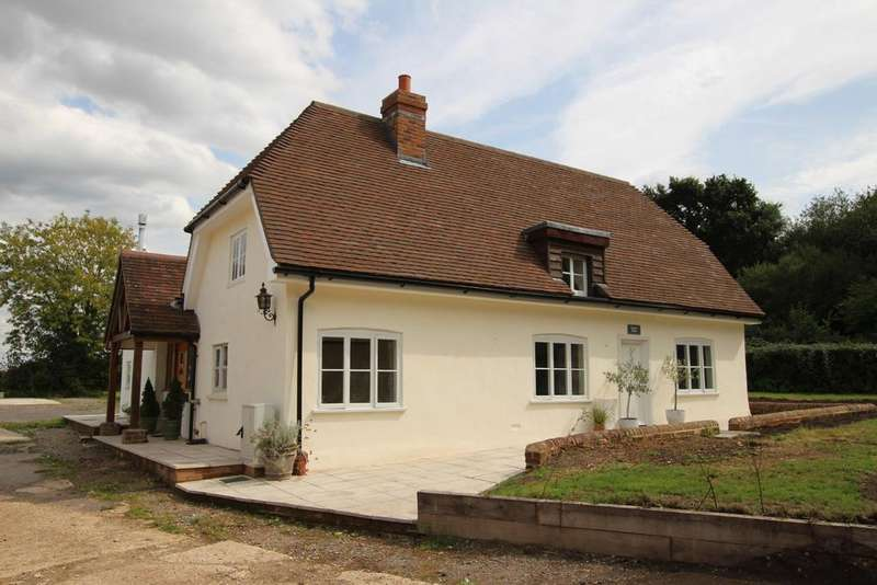3 Bedrooms Farm House Character Property for sale in NEWLANDS LANE, DENMEAD