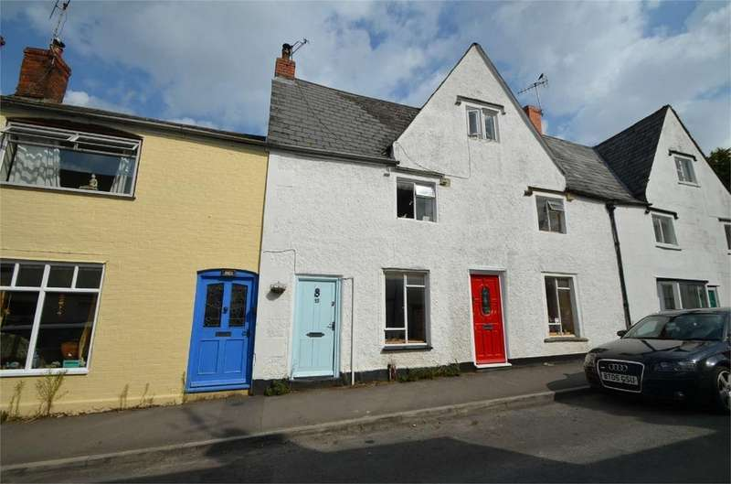 3 Bedrooms Cottage House for sale in Lower Street, Stroud, Gloucestershire