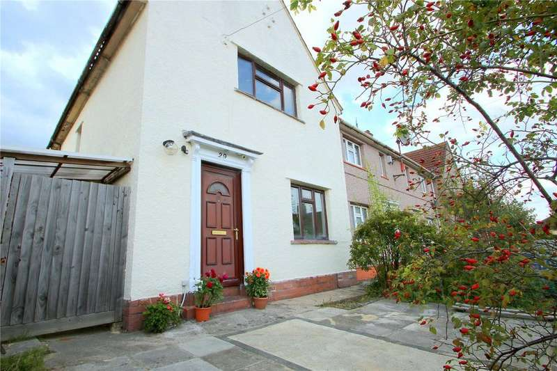 3 Bedrooms Semi Detached House for sale in Shepton Walk, Bedminster, BRISTOL, BS3