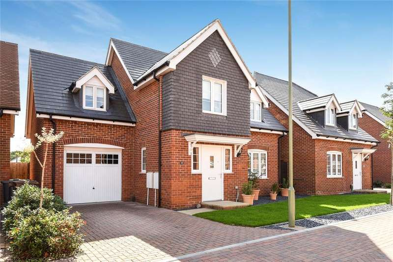 3 Bedrooms Terraced House for sale in Knights Meadow, North Baddesley, Southampton, Hampshire, SO52