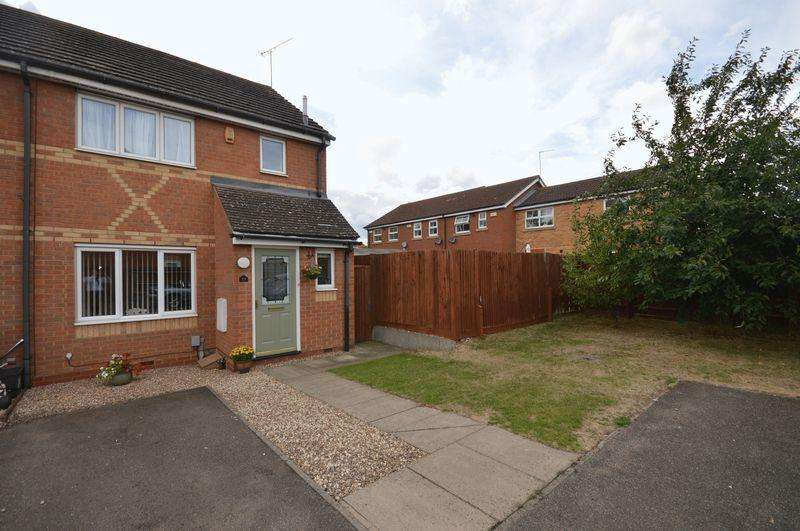 3 Bedrooms End Of Terrace House for sale in Villiers Close.