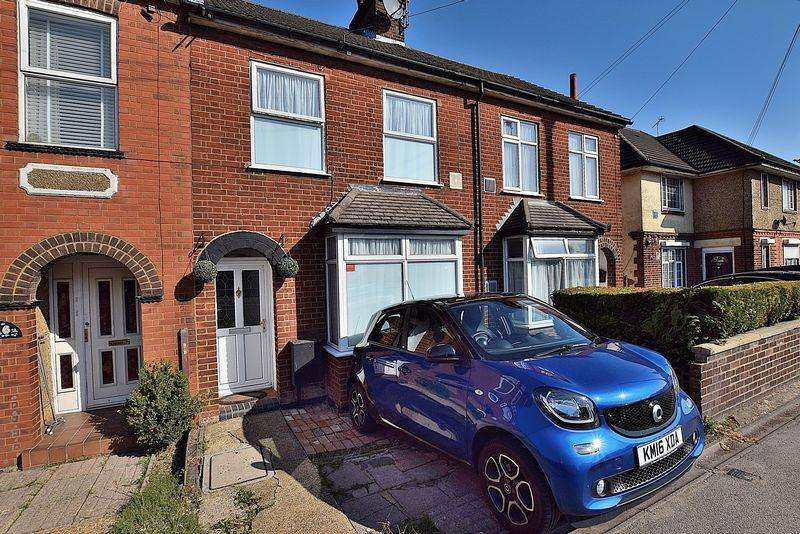 3 Bedrooms Terraced House for sale in Luton Road, East Dunstable