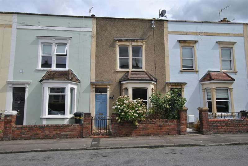 2 Bedrooms Terraced House for sale in Balmain Street, Totterdown