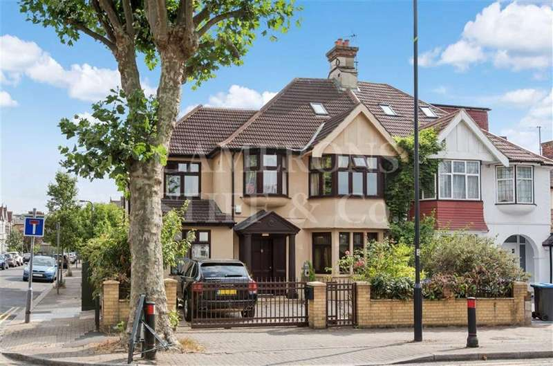 4 Bedrooms Semi Detached House for sale in Anson Road, Cricklewood, London, NW2