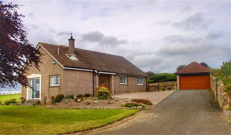 4 Bedrooms Detached House for sale in Wester Balrymonth Farmhouse, By St Andrews, Fife, KY16
