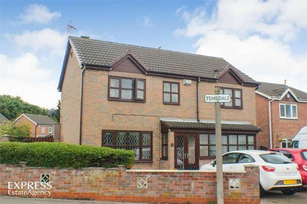 4 Bedrooms Detached House for sale in Temsdale, Hull, East Riding of Yorkshire