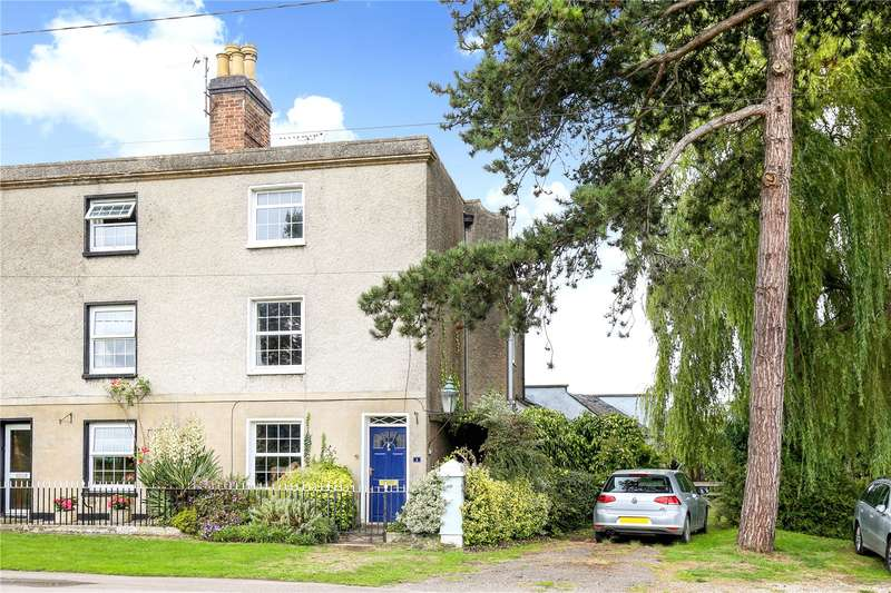 2 Bedrooms Semi Detached House for sale in Portland Place, Frampton-On-Severn, Glos, GL2