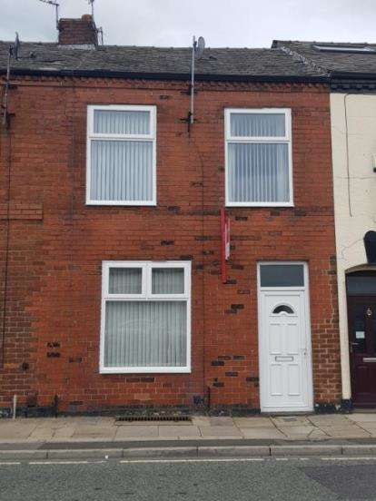 3 Bedrooms Terraced House for sale in Victoria Road, Dukinfield, Manchester, Greater Manchester