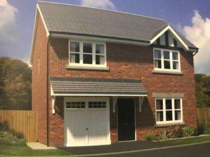 4 Bedrooms Detached House for sale in Winterley Gardens, Haslington, Crewe, Cheshire