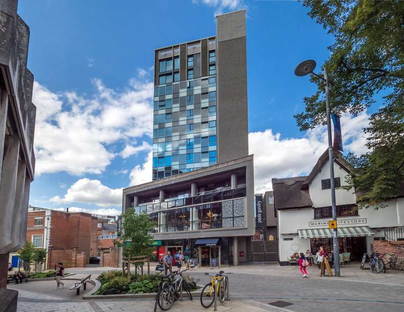 3 Bedrooms Apartment Flat for sale in Westlegate Tower, Off Timber Hill, City Centre