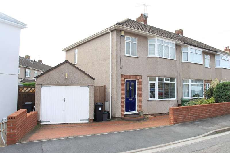 3 Bedrooms End Of Terrace House for sale in Hunters Road, Hanham, BS15