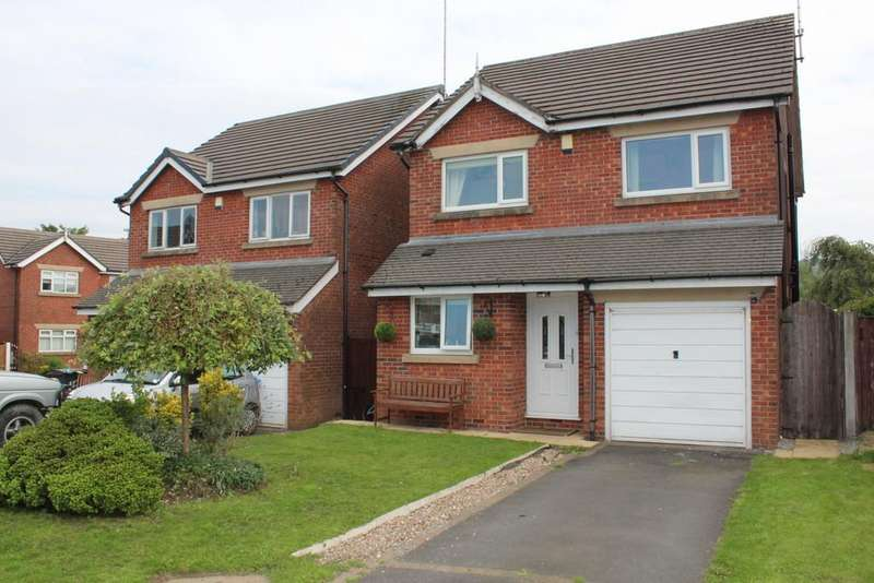 3 Bedrooms Detached House for sale in St. Josephs Close, Shaw, Oldham