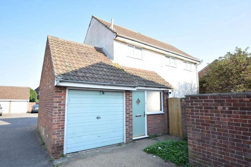 3 Bedrooms Detached House for sale in Gardenia Place, Clacton-on-Sea