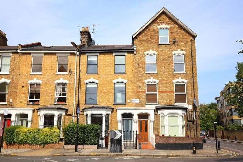 3 Bedrooms Apartment Flat for sale in Wilberforce Road, N4 2SP