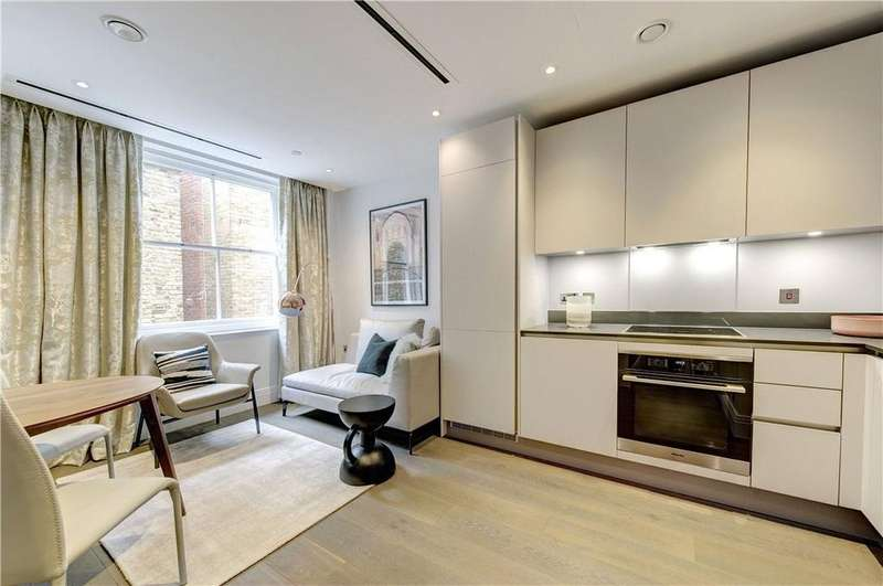 1 Bedroom Flat for sale in Chancery Quarters, 124 Chancery Lane, London, WC2A
