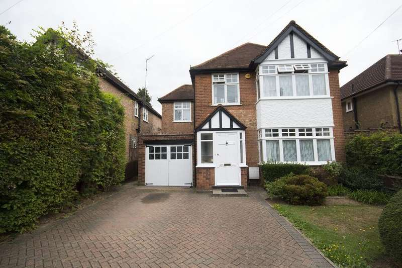 4 Bedrooms Detached House for sale in Manor Way, Harrow, Middlesex HA2 6BZ