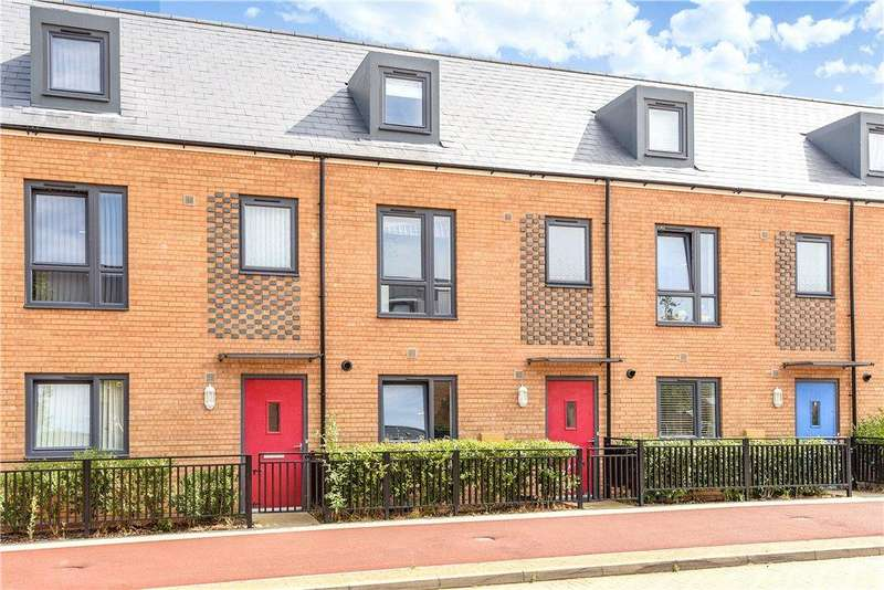 3 Bedrooms Terraced House for sale in Fen Street, Brooklands, Milton Keynes, Buckinghamshire