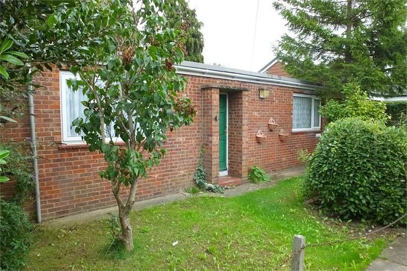 2 Bedrooms Detached Bungalow for sale in Carlton Road, Boston, Lincolnshire