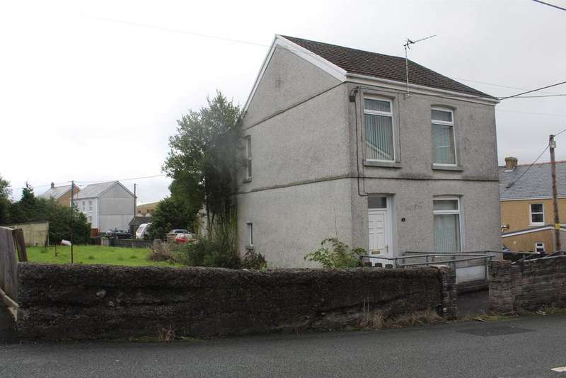 3 Bedrooms Detached House for sale in Ardwyn Road, Upper Brynamman, Ammanford