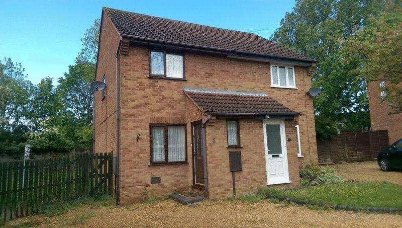 2 Bedrooms Semi Detached House for sale in Donnington, Bradville, Milton Keynes