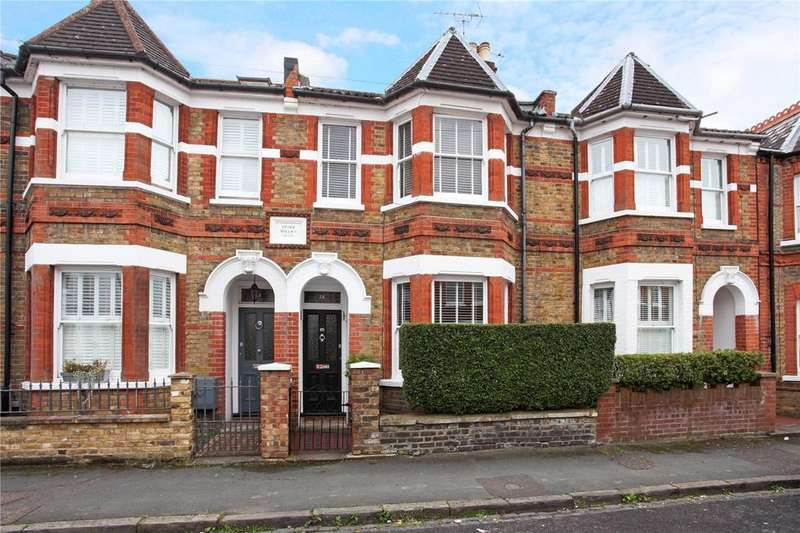 3 Bedrooms Terraced House for sale in Queens Road, Windsor, Berkshire, SL4