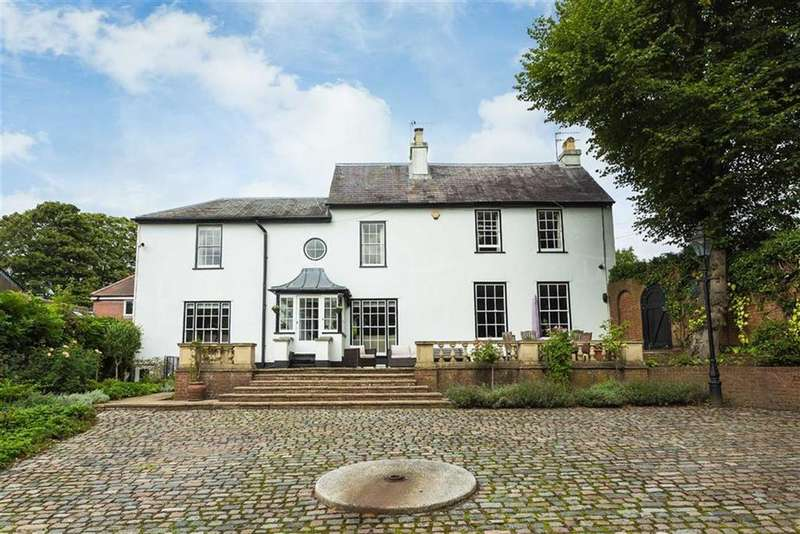 5 Bedrooms Detached House for sale in Hammers Lane, Mill Hill, London