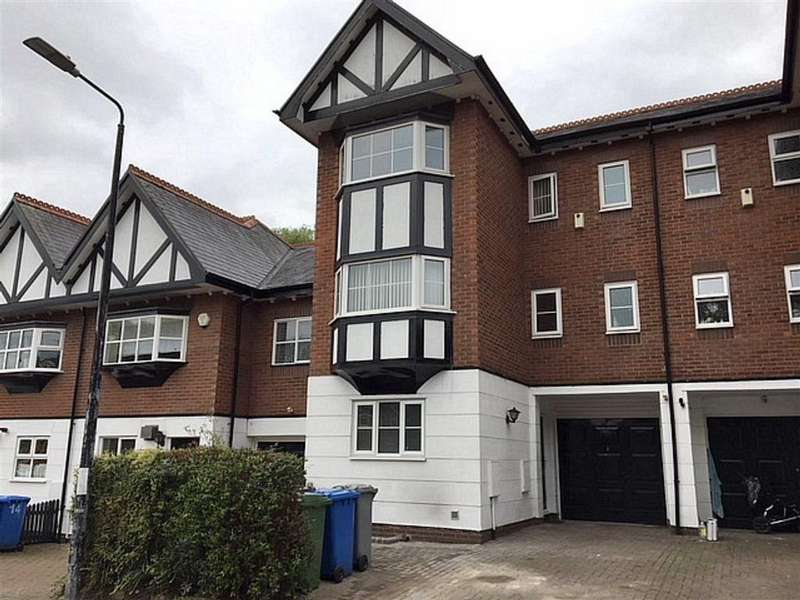 4 Bedrooms Town House for sale in Turnmoss Road, Stretford, Manchester
