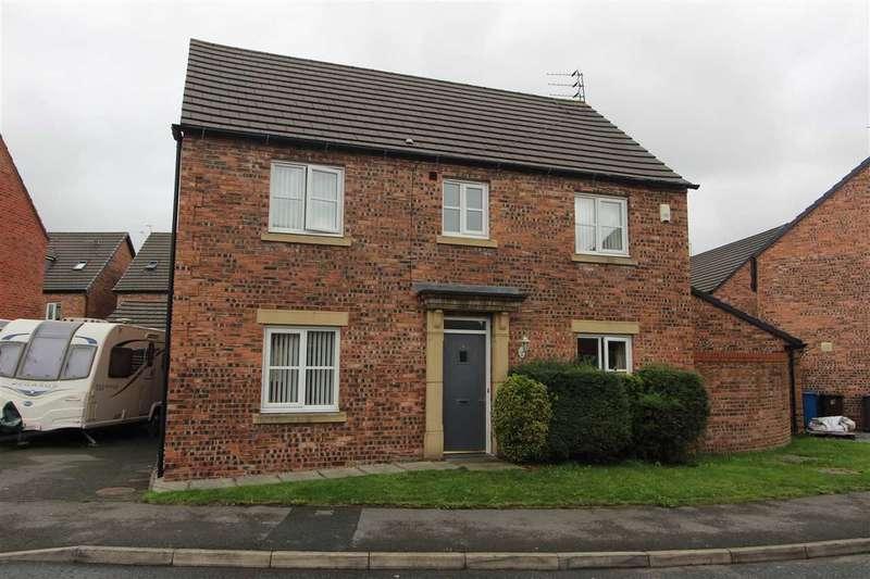 4 Bedrooms Detached House for sale in Dekker Road, Kirkby