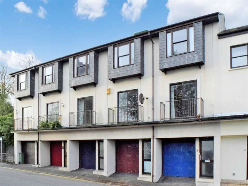 3 Bedrooms Town House for sale in Falmouth, Cornwall