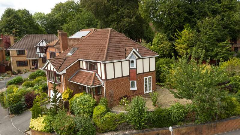 5 Bedrooms Detached House for sale in Ventry Close, Salisbury, Salisbury, SP1