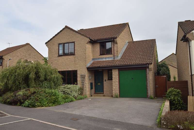 5 Bedrooms Detached House for sale in Beaminster