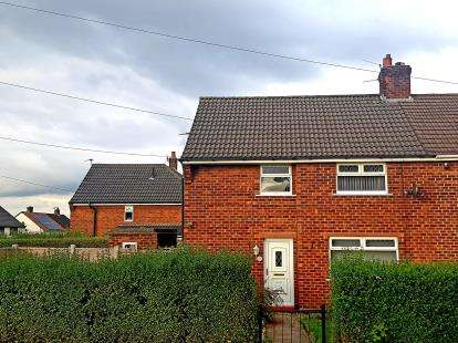 3 Bedrooms Semi Detached House for sale in Sycamore Avenue, Winsford, Cheshire, United Kingdom