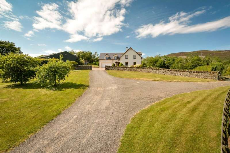 5 Bedrooms Equestrian Facility Character Property for sale in Balkello Woodland House Lot 1, Auchterhouse, Dundee, Angus, DD3