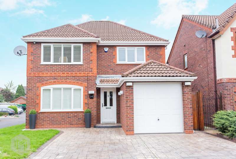 4 Bedrooms Detached House for sale in Sanderling Drive, Leigh, WN7