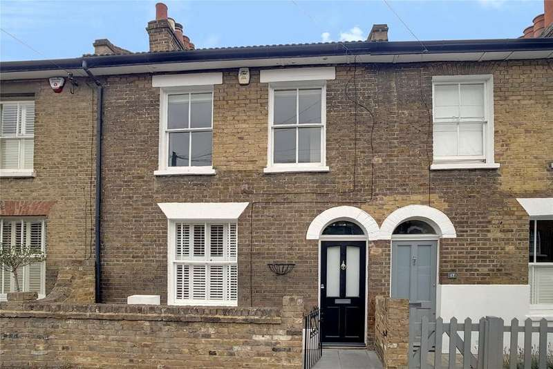 2 Bedrooms House for sale in Reynolds Place, Blackheath, London, SE3
