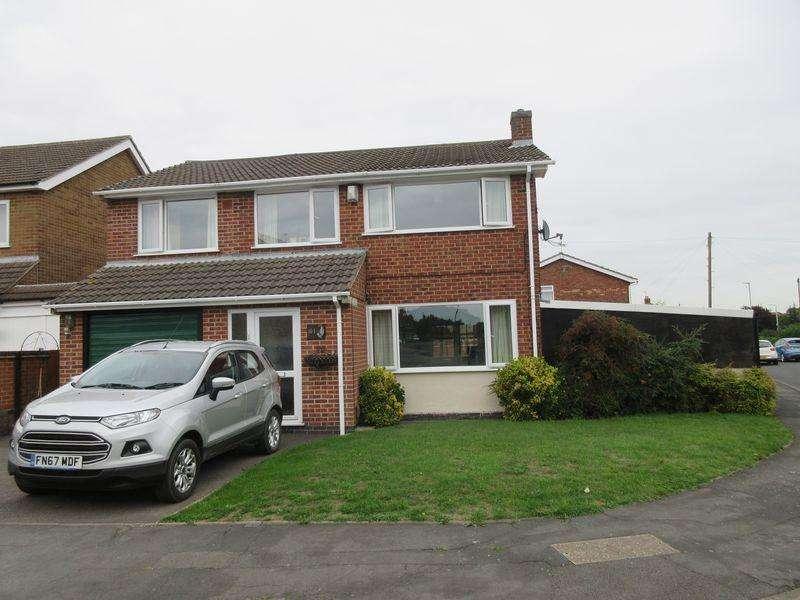 5 Bedrooms Detached House for sale in Grange Road, Ibstock