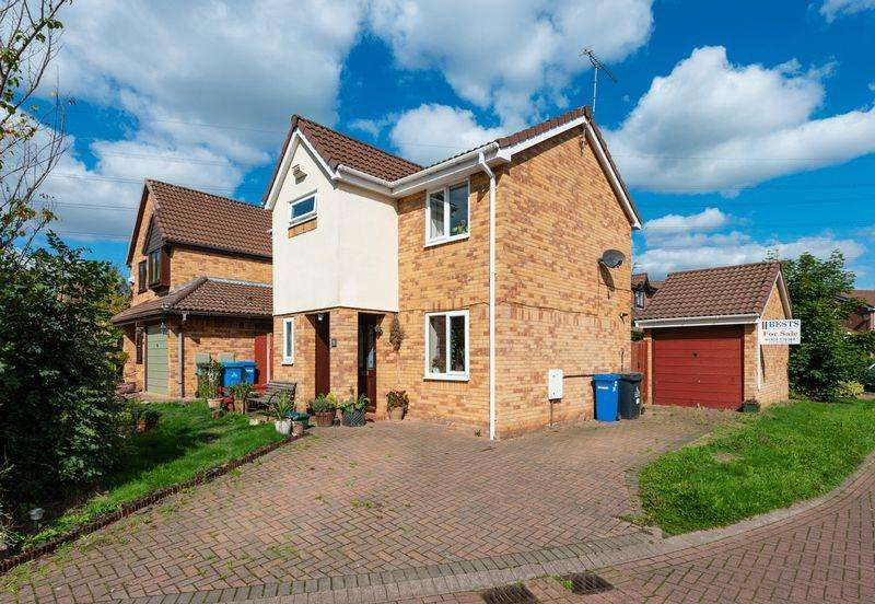 3 Bedrooms Detached House for sale in Warren Croft, Norton, Runcorn