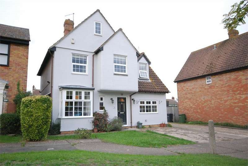 6 Bedrooms Detached House for sale in Wisdoms Green, Coggeshall, Essex